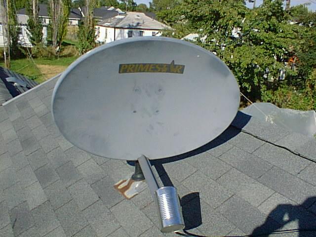 Use A Surplus Primestar Dish As An Ieee 802 11 Wireless